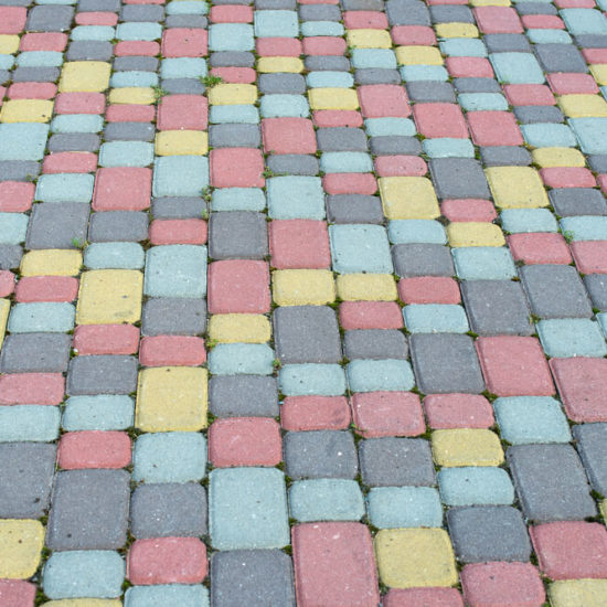 Can You Power Wash Colored Concrete