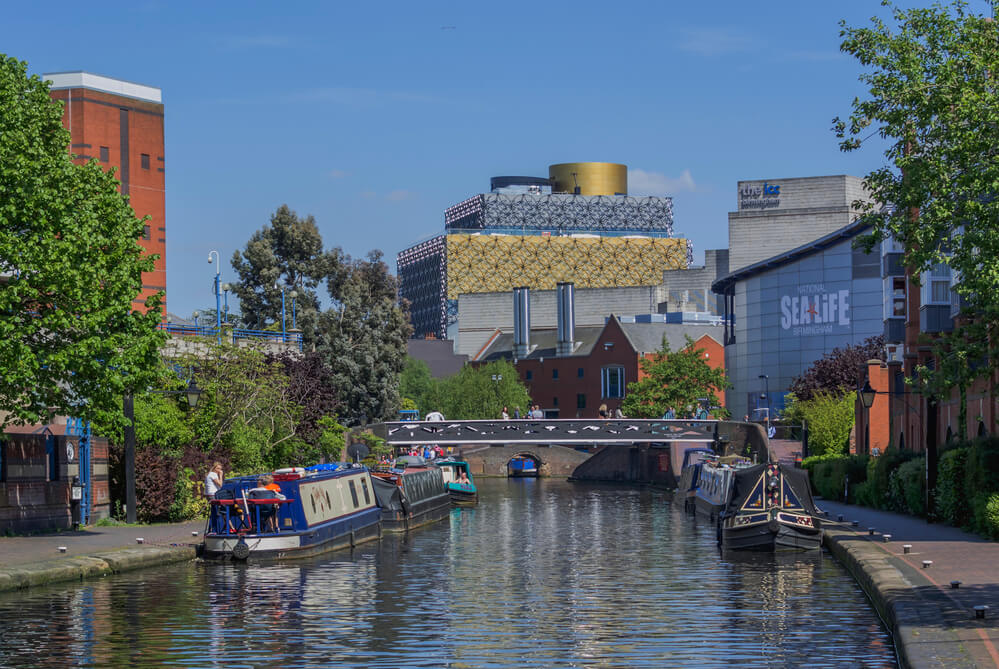 Fun Things to Do in Birmingham, UK
