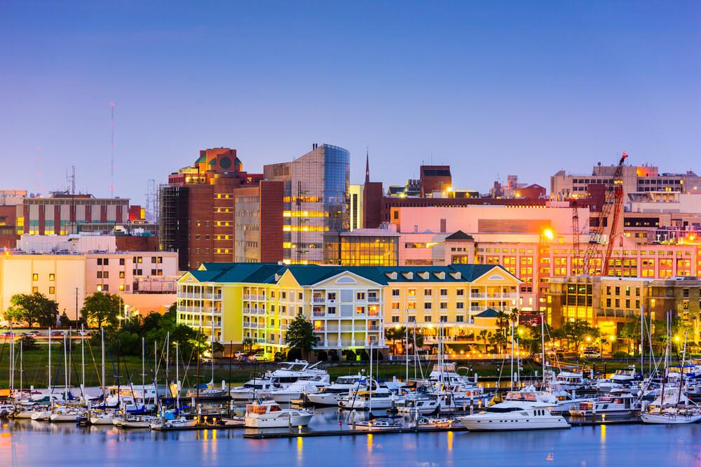 Historic District of Charleston, South Carolina