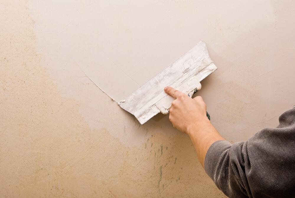 How to Repair Hairline Cracks in Plaster Walls