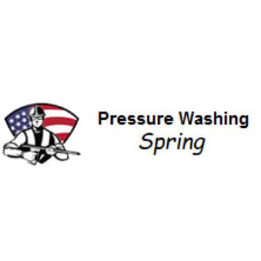 Pressure Washing Spring