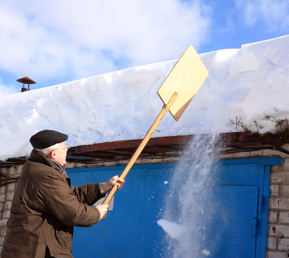 Should I Remove Snow From My Roof?