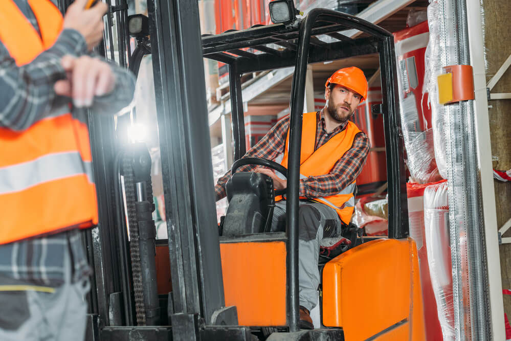 What Happens if I Have a Forklift Accident?
