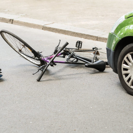 Who Is at Fault in a Car and Bicycle Accident?